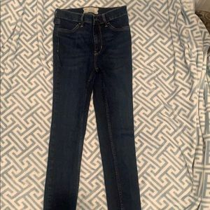 Free People Skinny Jeans.